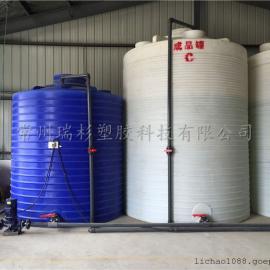 聚羧酸减水剂复配罐 外加剂复配罐