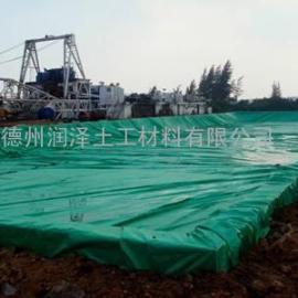 绿色防渗膜1.5mm 垃圾填埋场覆盖膜HDPE土工膜厂家