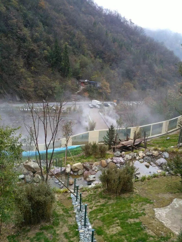 景观喷雾系统