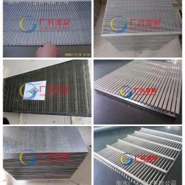 不锈钢过滤筛板_条缝筛板