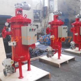 TGZL-JT自清洗全自动排污过滤器 全自动刷式过滤除污器