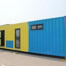 集装箱房屋/办公集装箱/特种集装箱