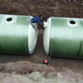 陇南玻璃钢预制化粪池