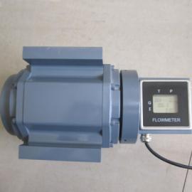 新乡DN100天然气专用气体腰轮流量计