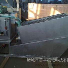 工业废水专用小型叠螺污泥脱水机 诸城善丰机械
