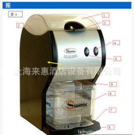 法国SANTOS/山度士商用#53型全自动沙冰机