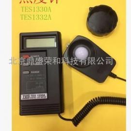 DS/TES-1330A照度计