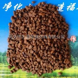 甘肃甘南水厂滤池无烟煤滤料生产麦饭石滤料水过滤锰砂滤料