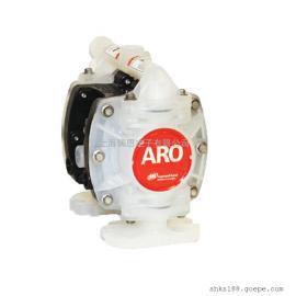 ARO英格索塑料气动隔膜泵PD01P-HPS-PTT-A