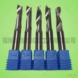 钨钢单刃雕刻刀 硬质合金切割刀 铝板单刃铣刀 平底刀