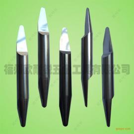 锥度球刀 铝板球头雕刻刀 铝铜精雕尖刀 铜铝壁画浮雕刀