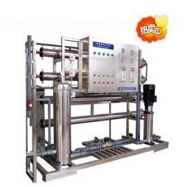 誉润2T反渗透 双级反渗透设备 超纯水设备
