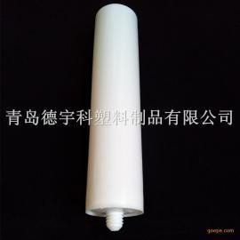 密封白色空硅胶瓶 玻璃胶瓶 优质胶筒 河南厂家直销免费拿样
