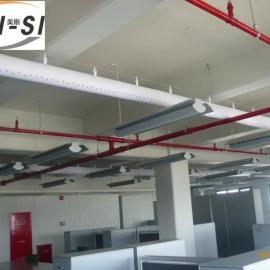 纤维织物复合风管安装费用*低