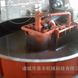 新型高效浅层气浮机/浅层气浮机的工艺流程