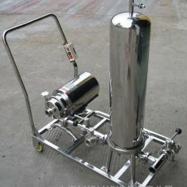 不锈钢保安过滤器,滤芯式过滤器,医药过滤器