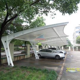 充电桩,充电桩车棚,膜结构车棚,专业设计安装充电桩车棚