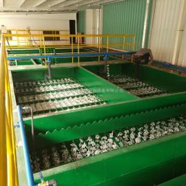 电镀废水处理回用