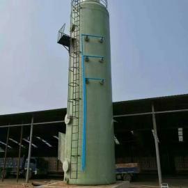 废气净化塔(喷淋塔)/耐腐蚀、使用时间长的废气吸收塔