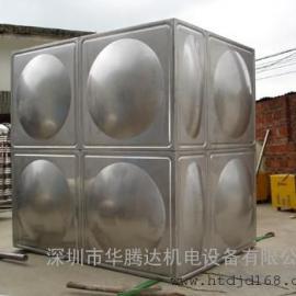 供应304不锈钢水箱定制加工现场安装深圳水箱厂
