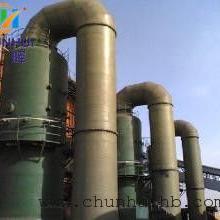 玻璃钢喷淋塔用于锅炉脱硫脱硝厂家合计选型技巧
