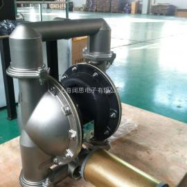 正品英格索兰气动工程塑料隔膜泵ARO金属320-144-C