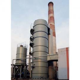 SP型器尘水膜脱硫除