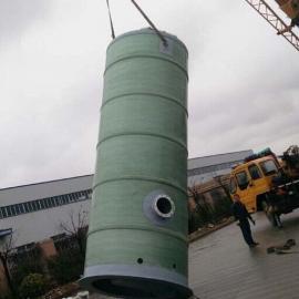 建湖县地埋预制式一体化污水提升泵站