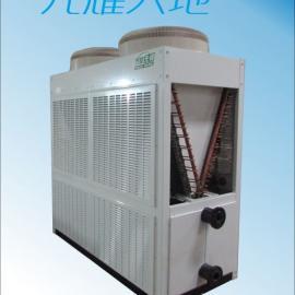 太阳能+空气能热泵