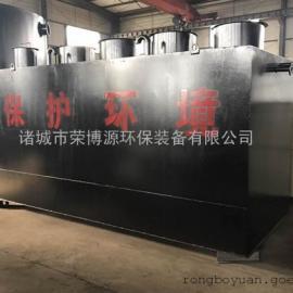 大型高浓度有机废水处理设备最新价格查询 质量好 荣博源环保