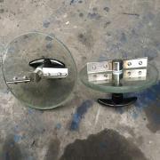 温州生产视镜专用雨刮装置 视镜专用雨刮器 带刮板玻璃视镜