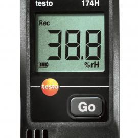 testo174H迷你型温湿度记录仪套装
