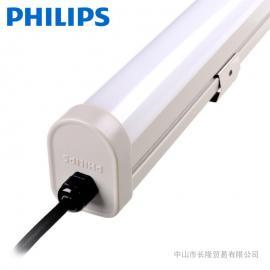 飞利浦明尚LED三防灯WT088C防水防尘防腐支架灯T5