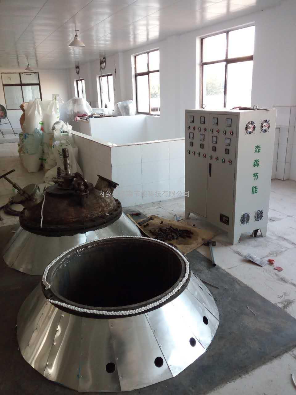 天津市316不锈钢反应釜电磁加热器-高技术森淼节能加热器