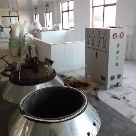 南通304不锈钢反应釜加热器-森淼胶类反应罐电磁环保加热器