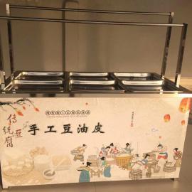 全自动油皮腐竹机 蒸汽加热腐竹机价格 腐竹机生产线