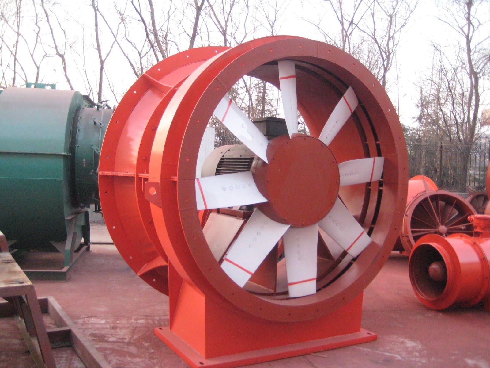 K40--8矿用风机