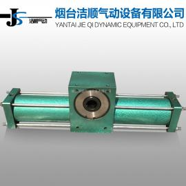 QGK/QGKa 齿轮齿条 摆动气缸