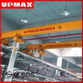 上海叉车上海2吨5吨桥式叉车上海欧式单线吊