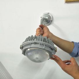 LED50W防眩泛光灯LED70W防爆投光灯化工厂用防爆灯