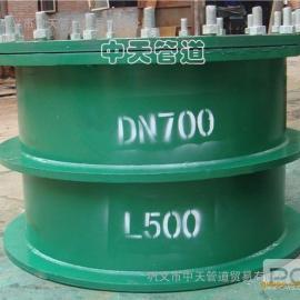 02s404柔性防水套管b型人防密闭预埋通风套管DN150 200 300 400
