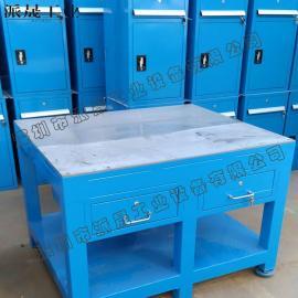 A3钢板工作台 车间模具工作台