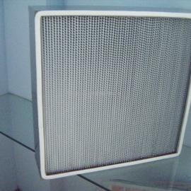 耐高温高效过滤器、有隔板高效过滤器、不锈钢过滤器