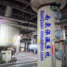 人孔防烫保温罩Nansen专业供应各种人孔柔性隔热保温套