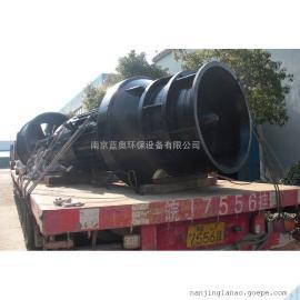 厂家直销蓝奥700HQB-50潜水混流泵水电钢铁厂循环泵