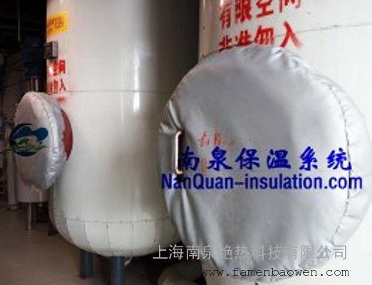 人孔柔性可拆卸式隔热保温套
