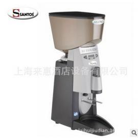 法国SANTOS 55 即出型静音意式咖啡磨豆机 (灰)