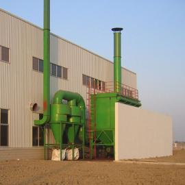 粉尘处理设备 引进国外室内排放无尘排放粉尘处理技术 山东湛蓝环
