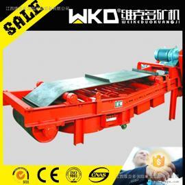 江西厂家生产RCYC自卸式永磁除铁器 赤铁矿除铁设备
