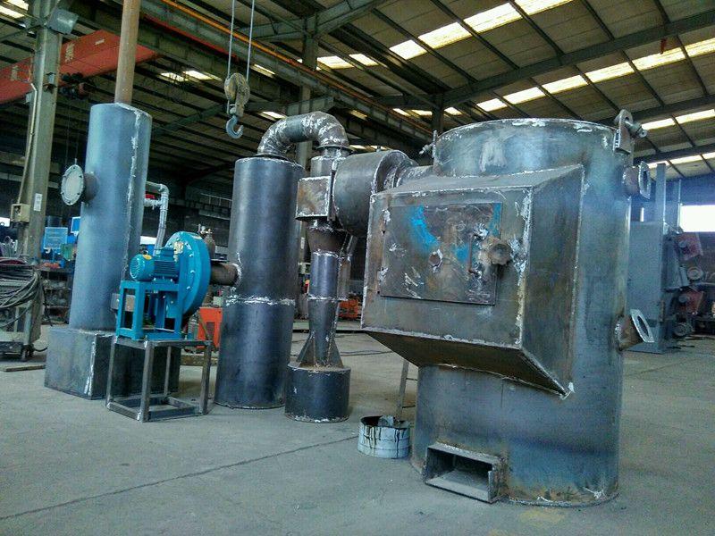 山东湛蓝环保设计制造垃圾焚烧炉 无烟无味焚烧炉 环保局指定产品